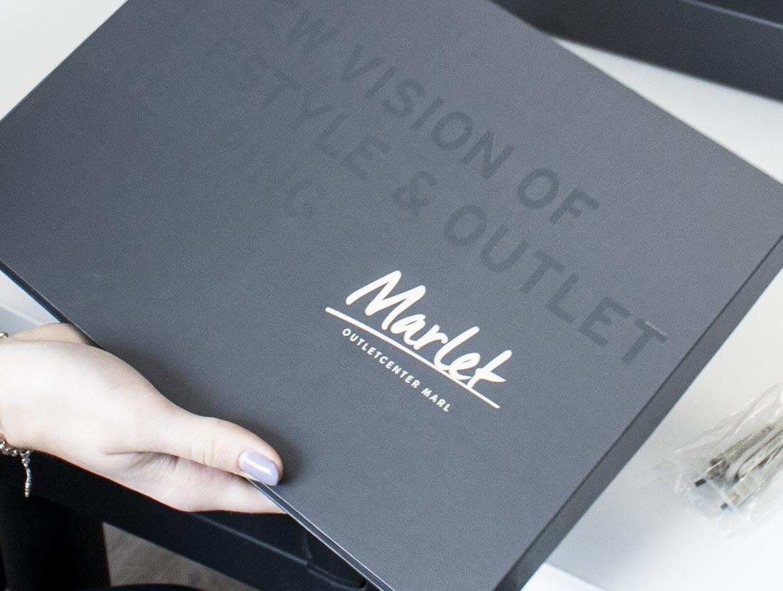 Marlet Mailing Cover