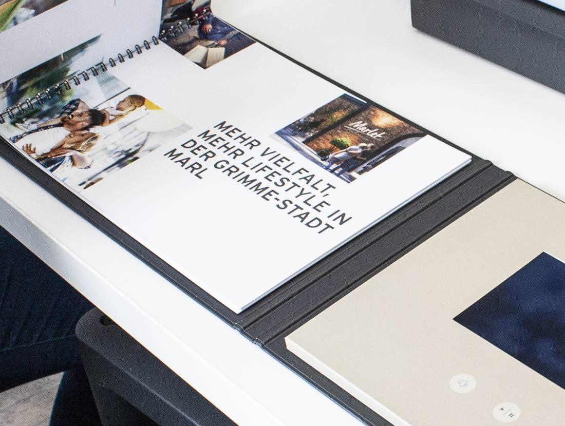 Marlet Mailing Booklet