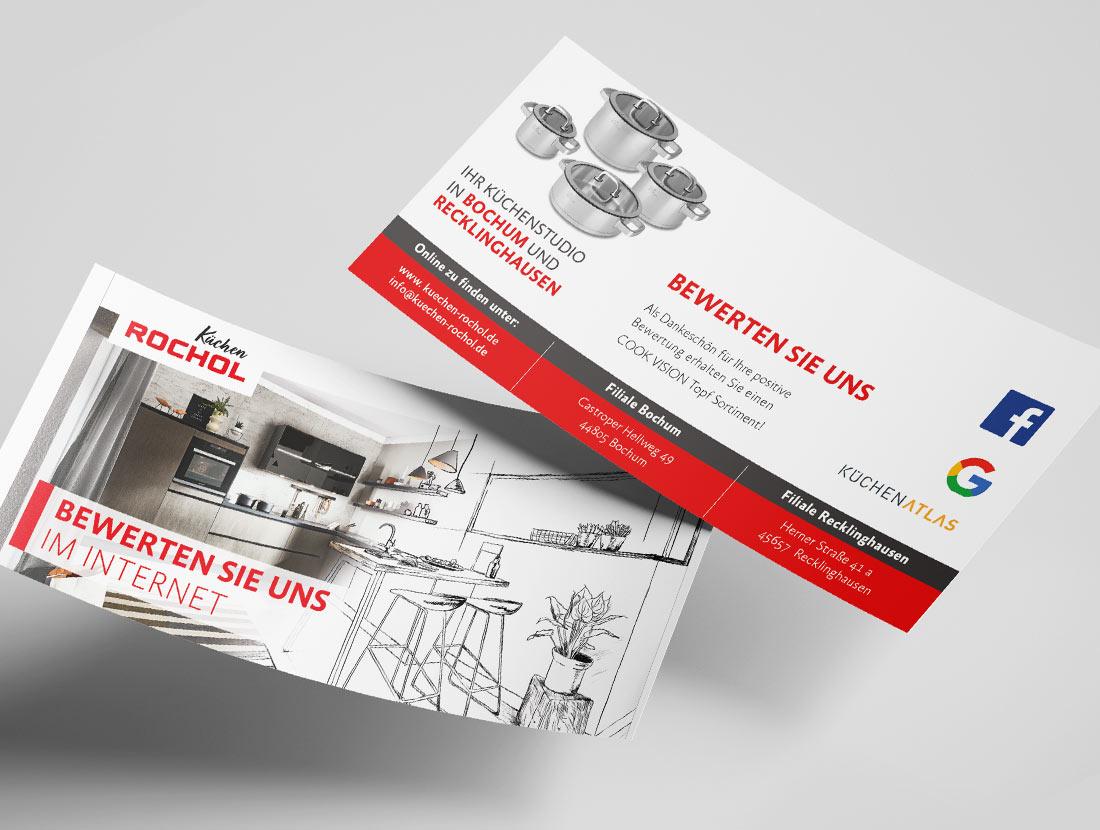 Küchen Rochol Flyer