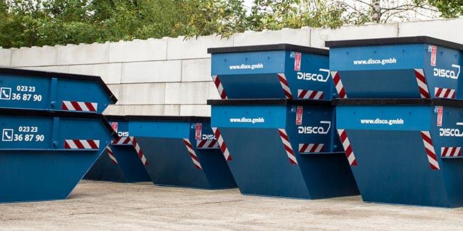 Disco Container