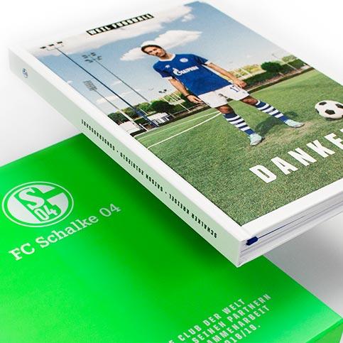 FC Schalke 04 Sonderausgabe Kreisel